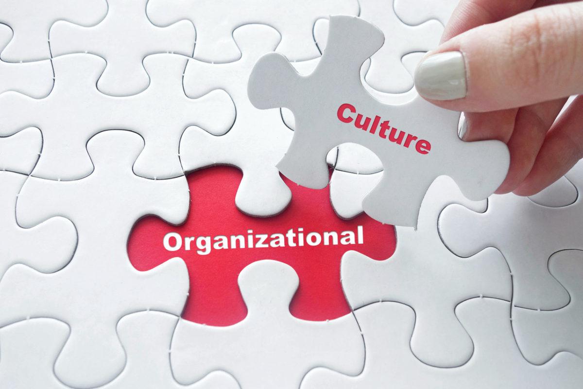 – Uansett hva du gjør bygges det kultur