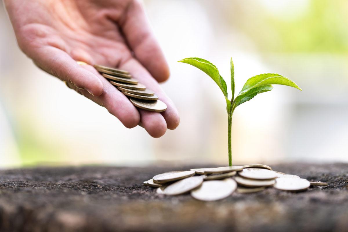 Å investere i andre