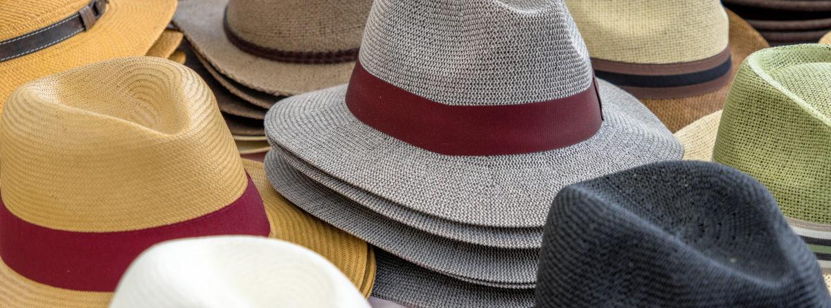 Ett hode – mange hatter